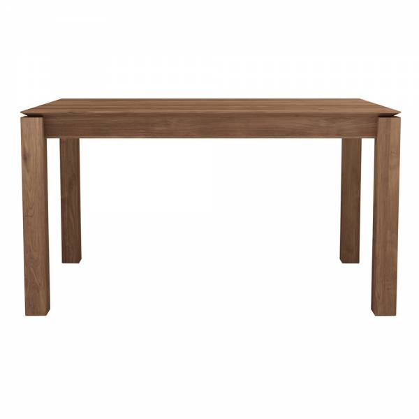 Slice Extendable Dining Table – Teak | Rouse Home