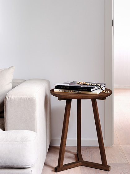 Ethnicraft Side & End Tables | Rouse Home
